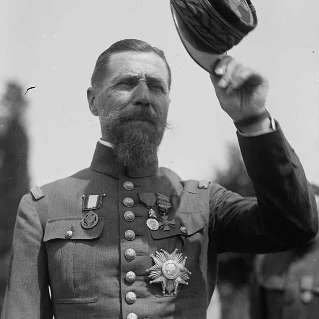 Le Général Gouraud