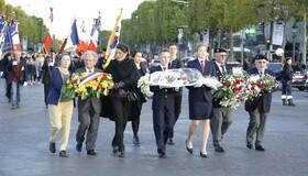 Ambassade de Corée - Association des rescapés de Montluc - Lycée navale de Brest
