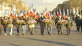 Journée nationale du souvenir et de recueillement en mémoire des victimes civiles et militaires de la guerre d'Algérie et des combats en Tunisie et au Maroc (2019)