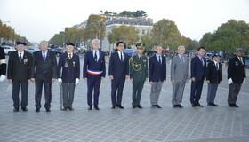 Association nationale des anciens et amis des forces françaises de l'ONU et du bataillon et régiment de Corée - 156e RI