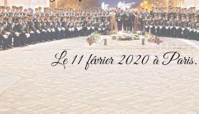 11 février 2020 - Promotion Malaviole - Gendarmerie