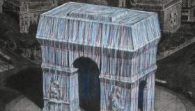 [Actualisé] REPORT | Empaquetage de l'Arc de Triomphe | Projet Christo