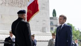 75e anniversaire de la Victoire du 8 mai 1945