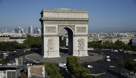 L'Arc de Triomphe, un symbole national