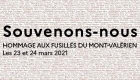 Mémorial du Mont-Valérien | 80 ans des premières exécutions | Participons ensemble !